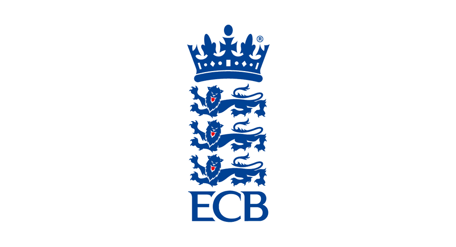 England and Wales Cricket Board (ECB) Logo