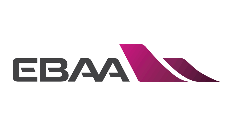 European Business Aviation Association (EBAA) Logo