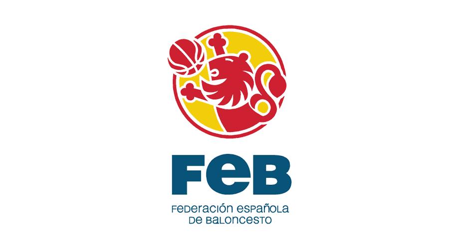 Federación Española de Baloncesto (FEB) Logo