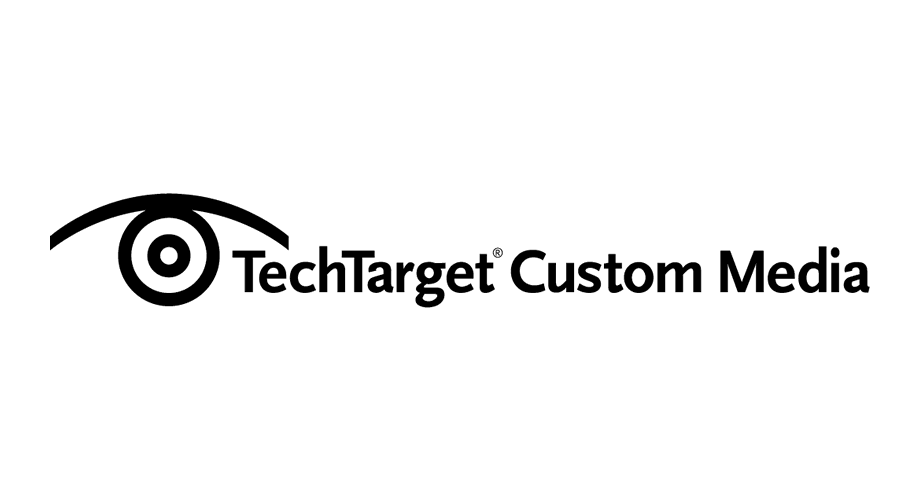 TechTarget Custom Media Logo