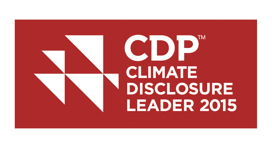 CDP Climate Disclosure Leader 2015 Logo