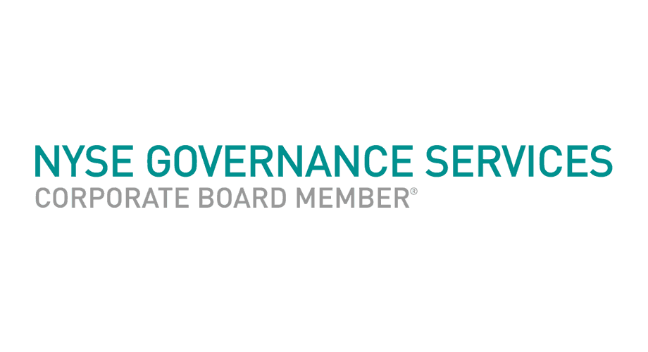 NYSE Governance Services Logo