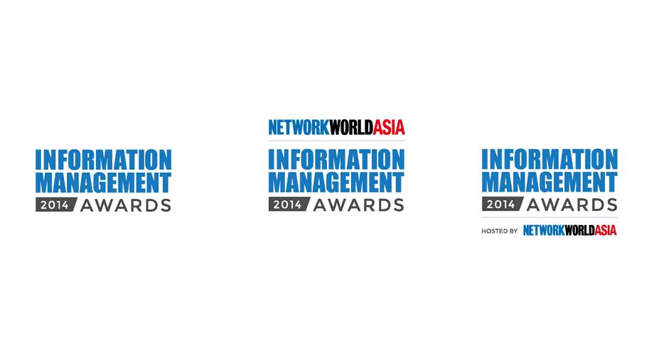 Network World Asia Information Management 2014 Awards Logo