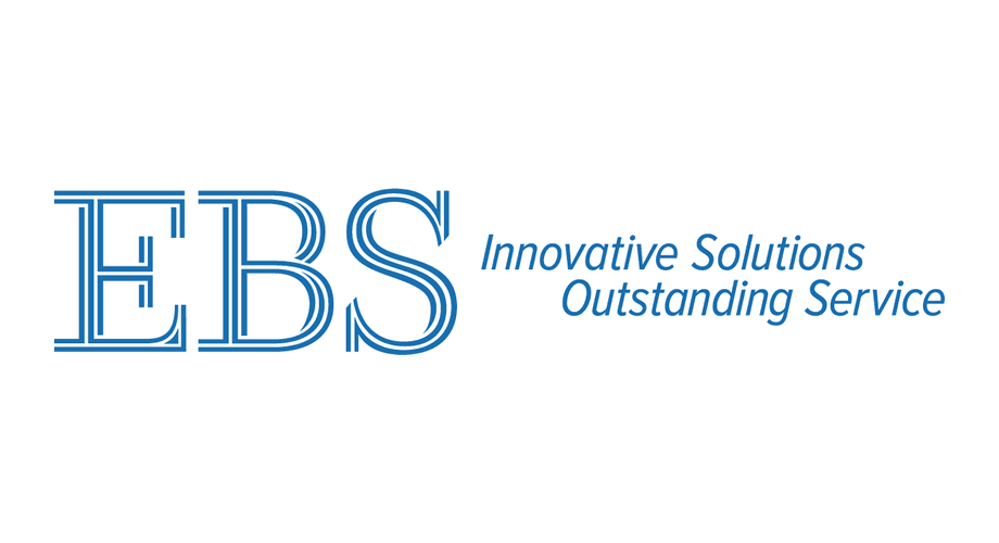 EBS Innovative Solutions Outstanding Service Logo