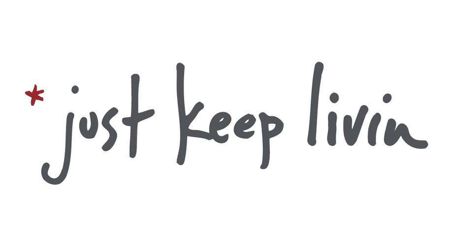 Just Keep Livin Logo