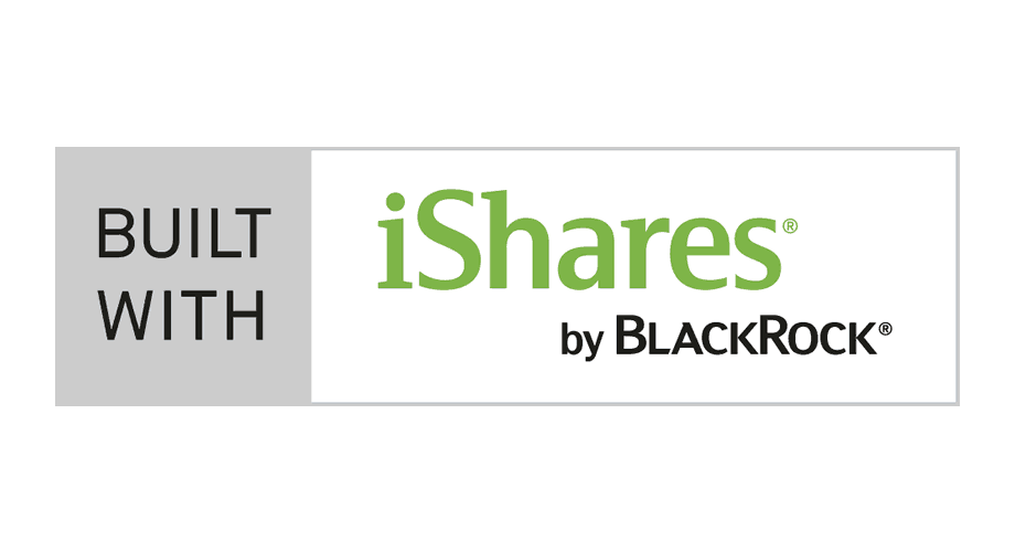 Built with iShares by BlackRock Logo
