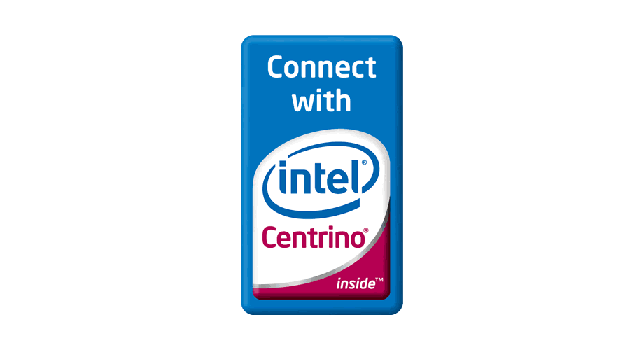 Connect with Intel Centrino Logo
