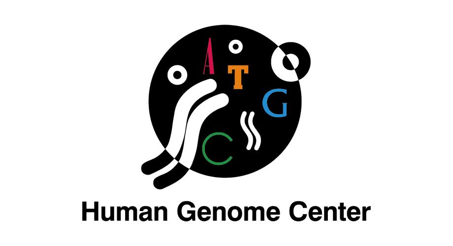 Human Genome Center (HGC) Logo