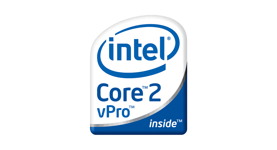 Intel Core 2 vPro Logo