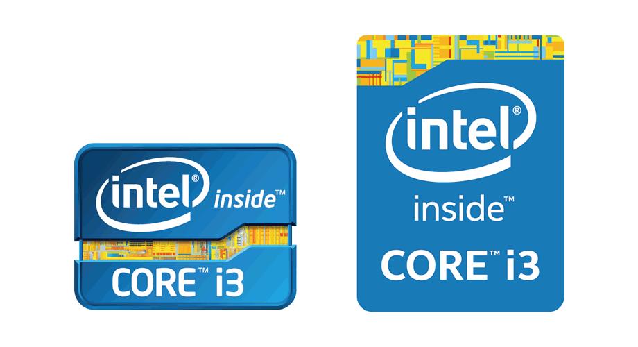 Intel Core i3 Logo