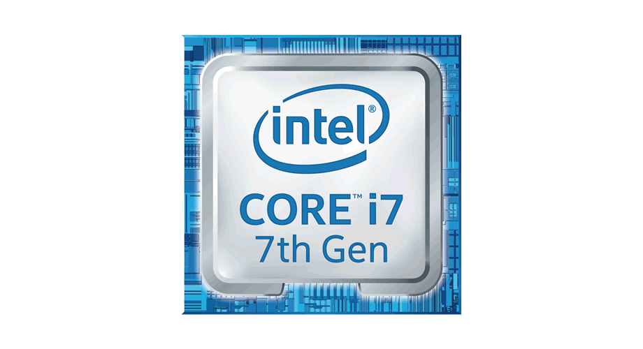 Intel Core i7 7th Gen Logo