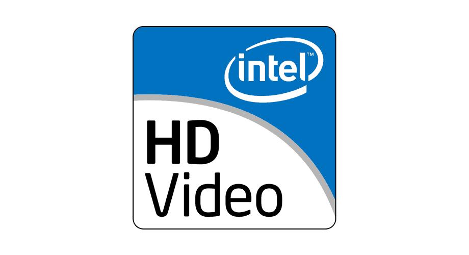 Intel HD Video Logo
