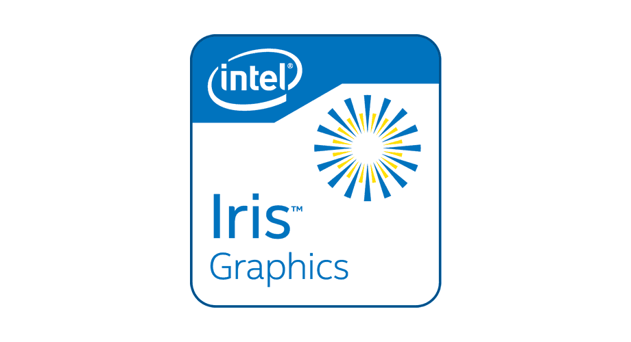 Intel Iris Graphics Logo