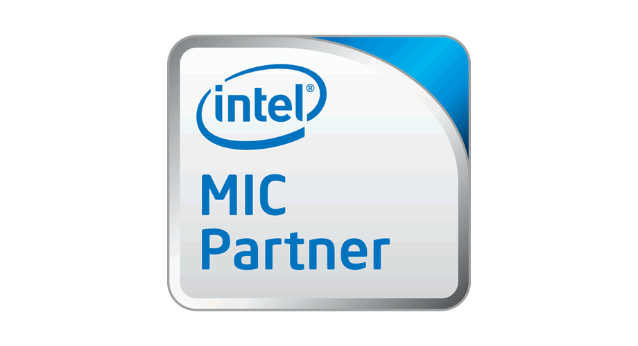 Intel MIC Partner Logo