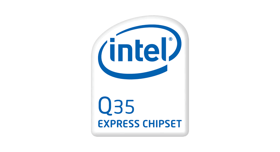 Intel Q35 Express Chipset Logo