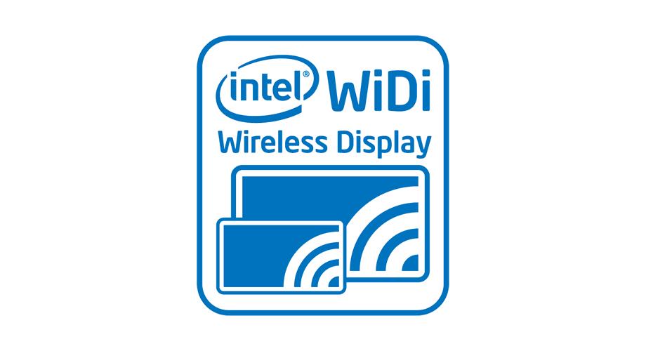Intel WiDi Wireless Display Logo