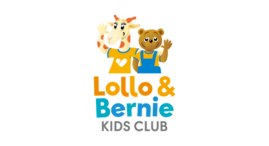 Lollo & Bernie Kids Club Logo