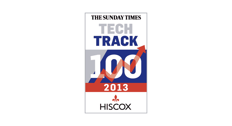 The Sunday Times Tech Track 100 2013 Logo