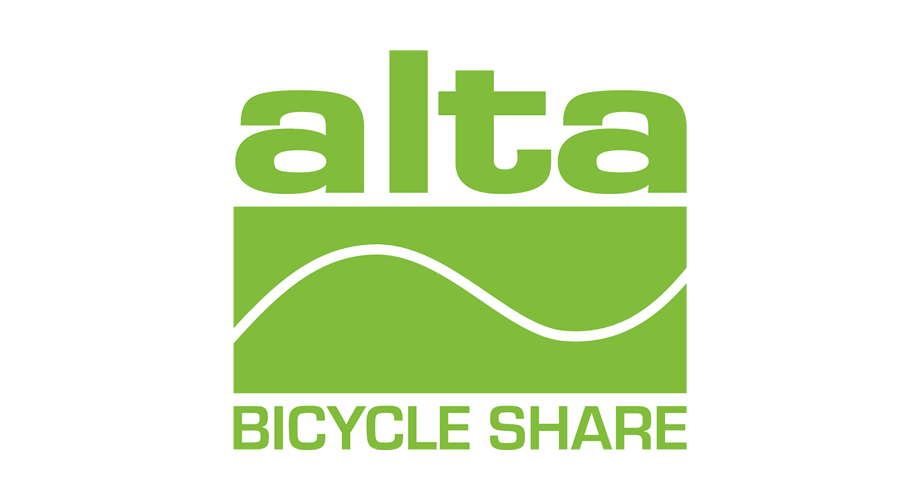 Alta Bicycle Share Logo