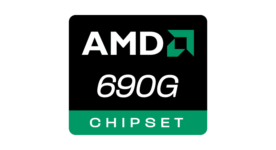 AMD 690G Chipset Logo