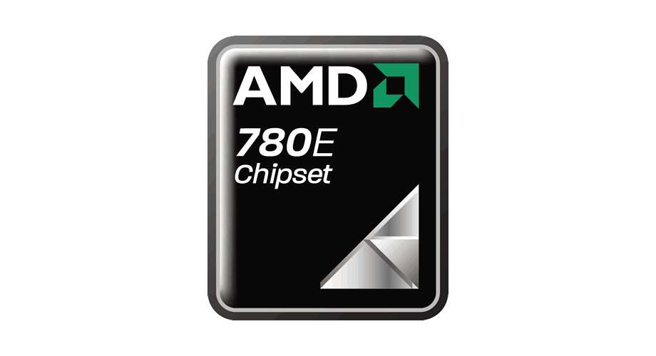 AMD 780E Chipset Logo