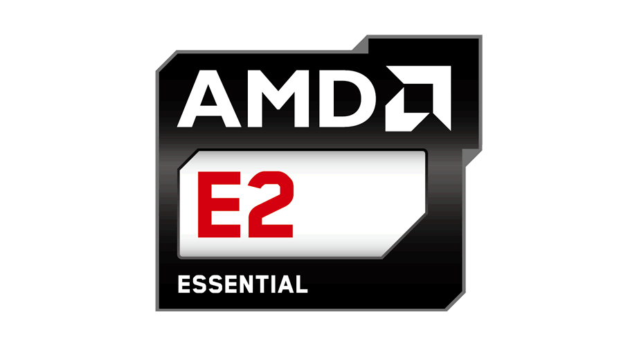 AMD E2 Essential Logo