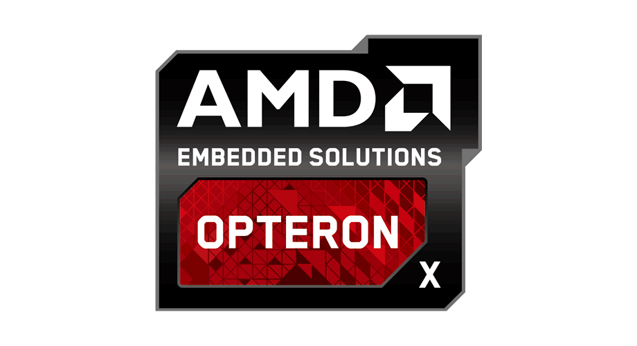 AMD Embedded Solutions Opteron X Logo