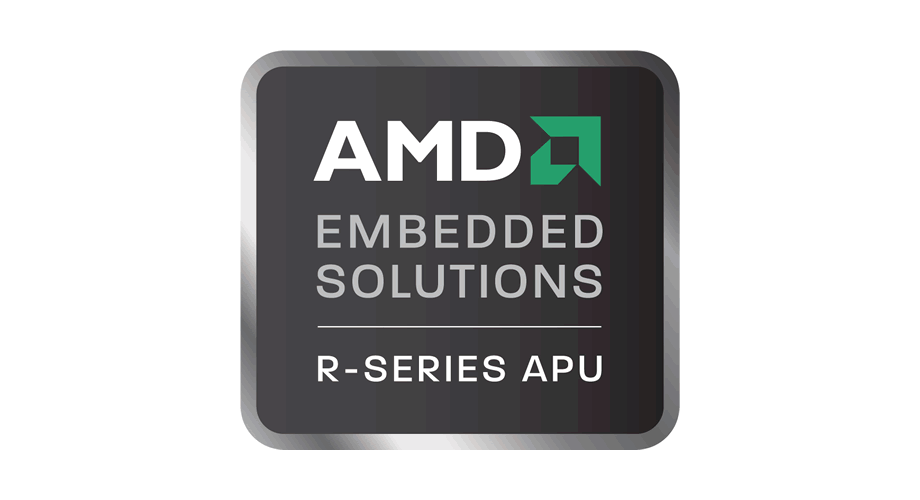AMD Embedded Solutions R-Series APU Logo