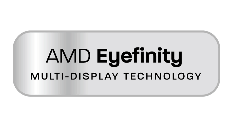 AMD Eyefinity Multi-Display Technology Logo