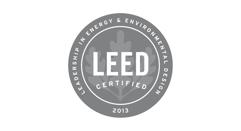 AMD LEED Certified 2013 Logo