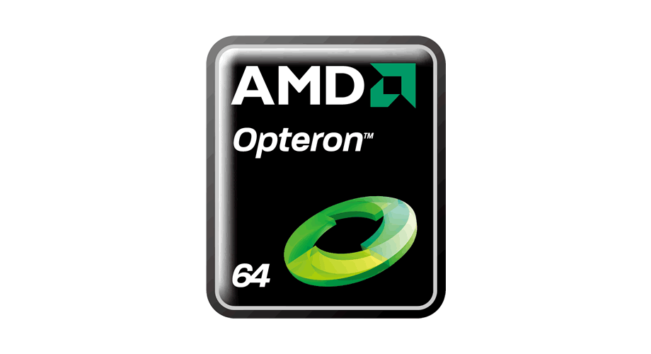 AMD Opteron 64 Logo