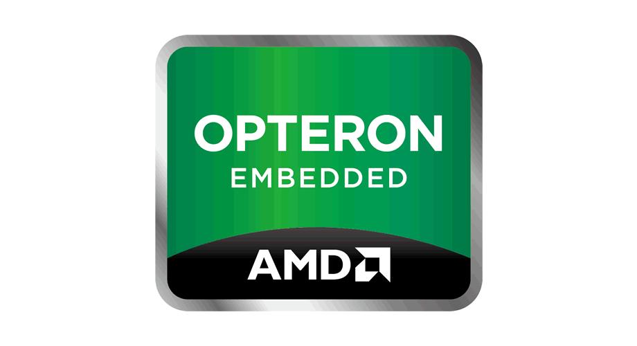 AMD Opteron Embedded Logo