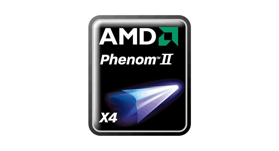 AMD Phenom II X4 Logo