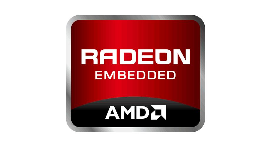 AMD Radeon Embedded Logo