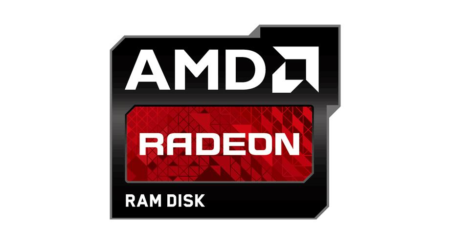 AMD Radeon RAM Disk Logo
