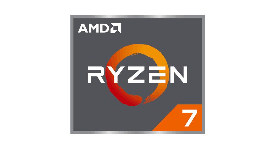 AMD Ryzen 7 Logo
