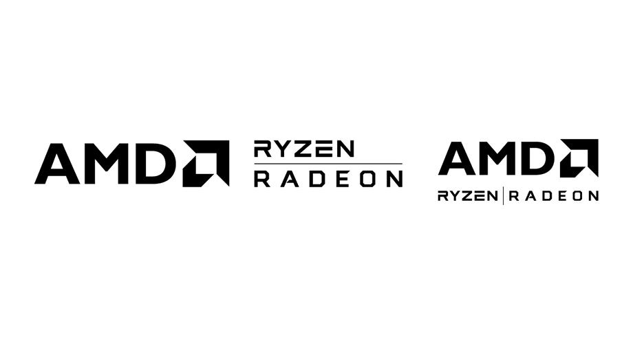 amd ryzen radeon logo download ai all vector logo