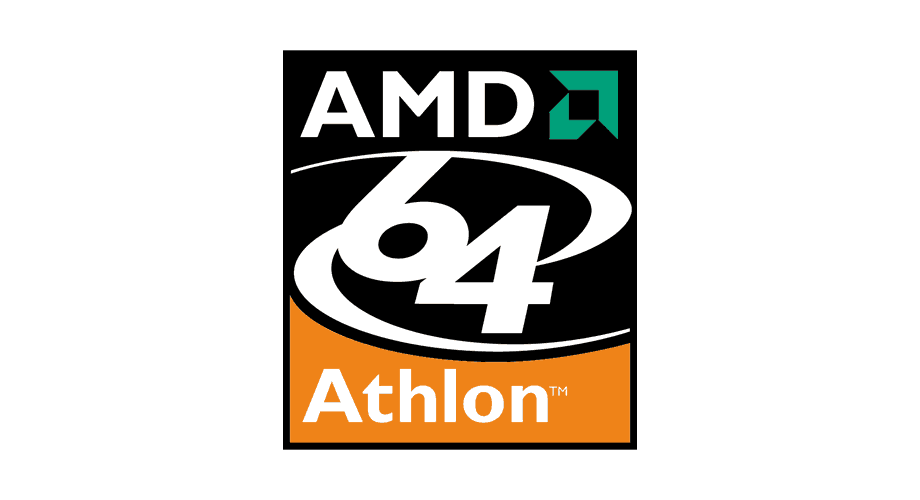 AMD64 Athlon Logo