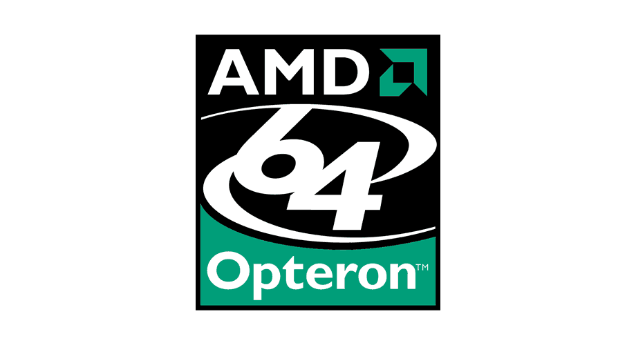 AMD64 Opteron Logo