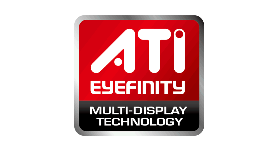 ATI Eyefinity Multi-Display Technology Logo