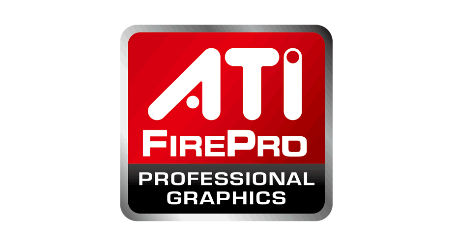 ATI FirePro Professional Graphics Logo