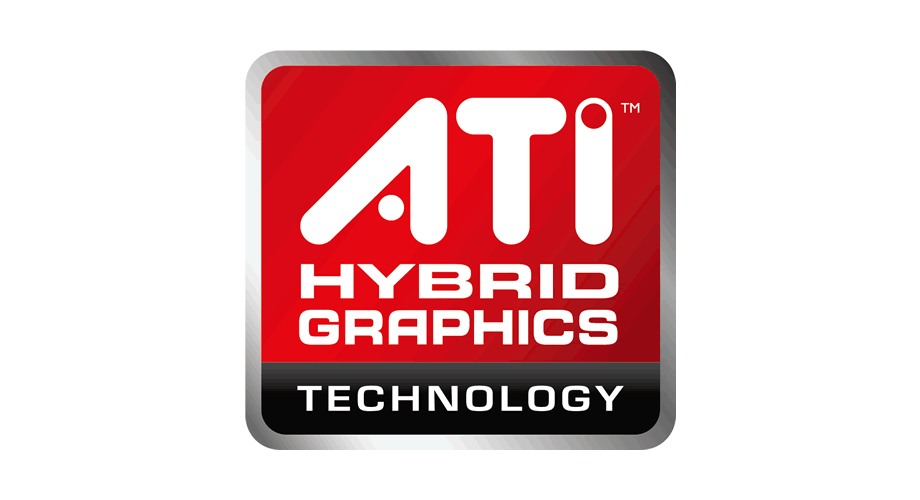 ATI Hybrid Graphics Technology Logo