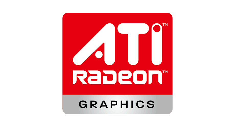 ATI Radeon Graphics Logo 1