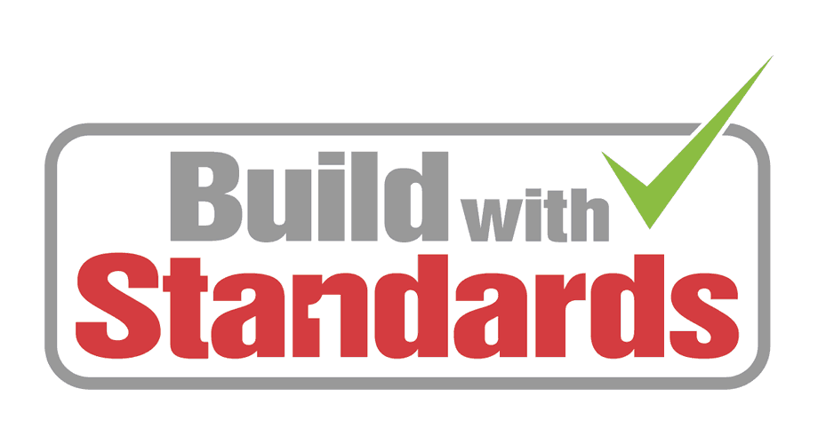 Build With Standards Logo