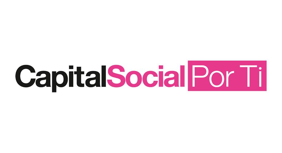 Capital Social Por Ti Logo