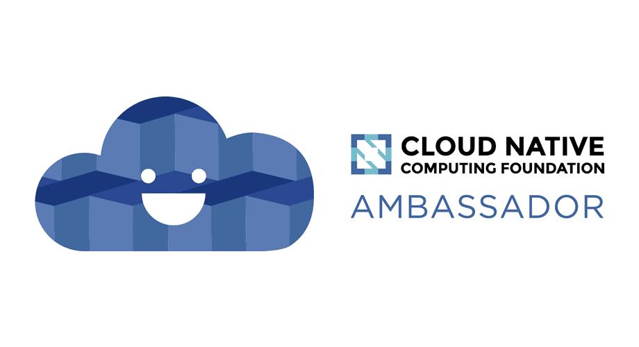 Cloud Native Computing Foundation (CNCF) Ambassador Logo