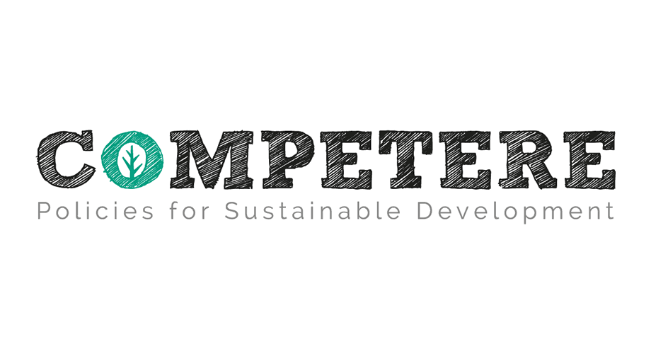 Competere Policies for Sustainable Development Logo