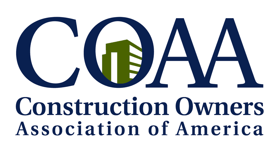 Construction Owners Association of America (COAA) Logo