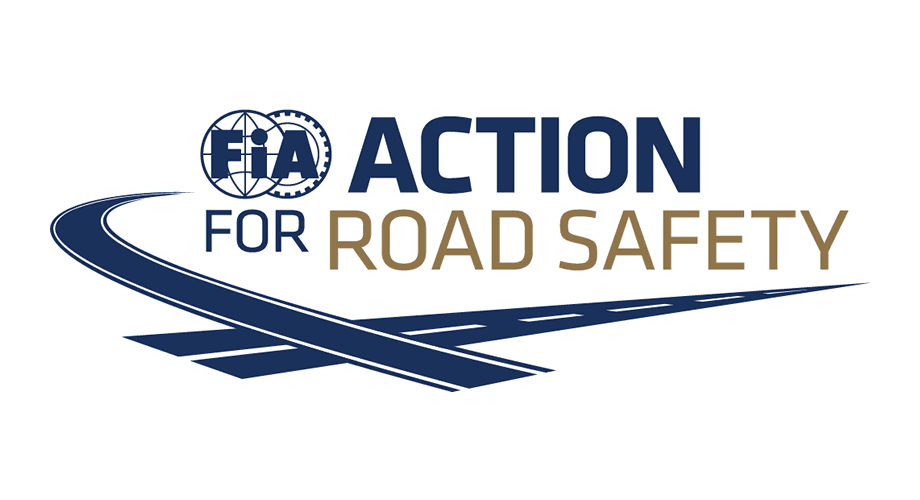 FIA Action for Road Safety Logo