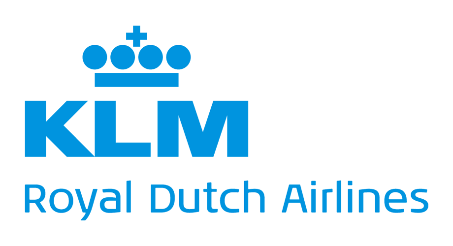 KLM Royal Dutch Airlines Logo